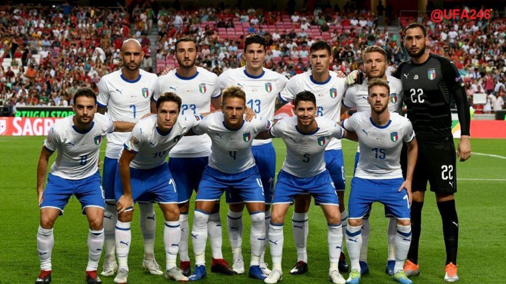 อิตาลีบุกไปชนะลิกเตนสไตน์ 5-0
