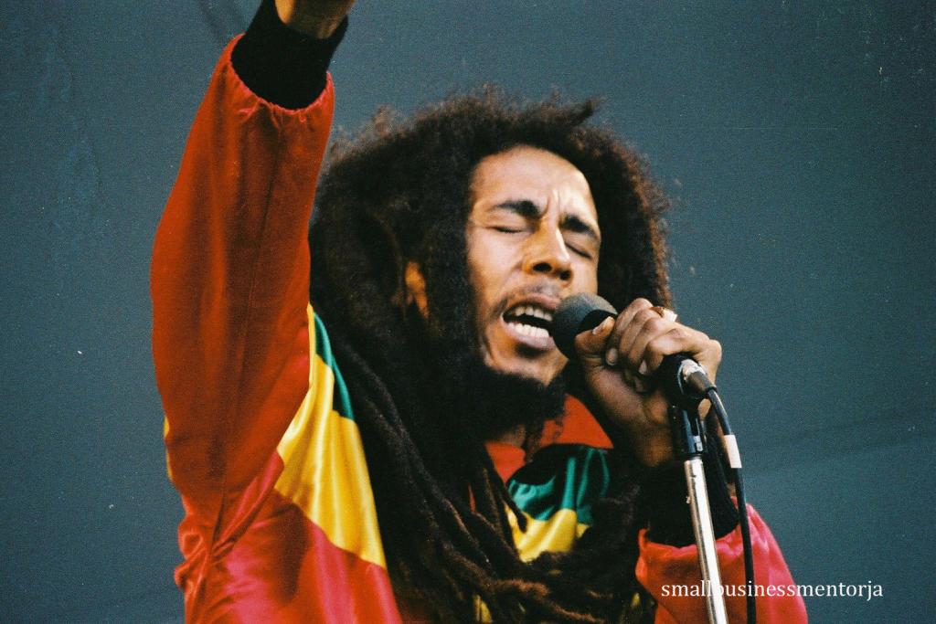 ตำนานBob Marley